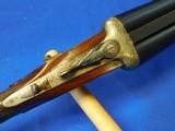 AYA model 116 7 Pin Sidelock 12 gauge - 9 of 22