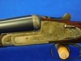 AYA model 116 7 Pin Sidelock 12 gauge - 14 of 22