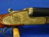 AYA model 116 7 Pin Sidelock 12 gauge - 5 of 22
