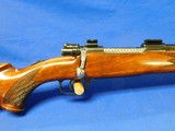 Voere Cougar Deluxe Austrian Sporting Mauser 22-250
