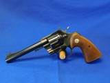 Colt Officers Model Match 22LR Collector Grade made 1953