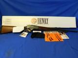 Brand New Henry model H018-410 Lever Action 410 shotgun