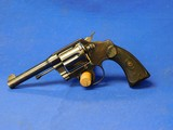 Pre-War Original condition Colt Police Positive Special 38 made 1908
