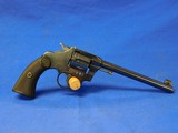 Pre-War Colt New Police 32 Flat Top Target model made 1913 Original Condition