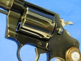 Sold 1st Issue Colt Cobra 38 Special original condition made 1967 - 8 of 19
