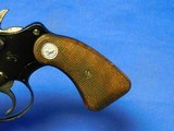Sold 1st Issue Colt Cobra 38 Special original condition made 1967 - 14 of 19
