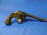 Pre-War Colt New Service 45LC 7.5 inch 1909 Original Condition
