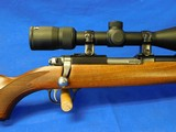 Discontinued Like New Ruger M77/44 with Vortex Diamondback Scope 44 Magnum all boxes!