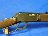 One of a Kind Rare Factory Mess Up with Documents NIB Winchester 9422 with wrong barrel made 2004 Never find Another!
