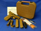 Like New condition Glock G19x 9mm