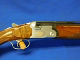 Beretta ASE-90 Sporting 12 gauge with case, extra trigger and Briley Chokes