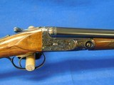 NIB Winchester Parker Reproduction DHE 28 gauge with leather case and original box!!! Rare find!