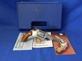 Smith & Wesson Pre-Lock 651-1 22 Magnum in original box