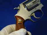 Smith & Wesson pre-lock Model 60 No Dash 38 Special with original box - 5 of 19