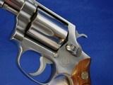 Smith & Wesson pre-lock Model 60 No Dash 38 Special with original box - 8 of 19