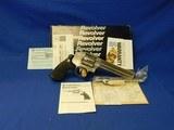 Custom Smith & Wesson 629 Classic Pre-lock with original box 6.5 in