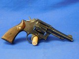 Smith & Wesson 10-5 38 Special Revolver Matching Number 1973