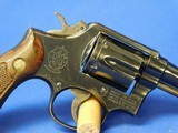 Smith & Wesson 10-5 38 Special Revolver Matching Number 1973 - 3 of 21
