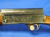 Belgium Browning A5 Light Twelve 12ga 25.5 inch vent rib 1967 - 11 of 21