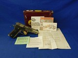 Scarce Factory fired Colt Double Eagle 10mm in Original Box with EVERYTHING!!! 1990