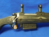 Custom built Ruger Gunsite Scout 308 7.9lbs Douglas Barrel built for Swat Team