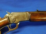 1947 made JM Stamped Marlin 39A 22 Caliber Takedown
