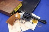 Like New Collector's Condition 1968 Colt Officers Model Match 38 Special Complete Package