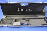 Desirable 1980 made Beretta S04 Sporting 12 gauge 28 in 5 Pin Sidelock Single Selective - 23 of 23