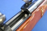 Sako AII 243 Heavy Barrel 23.5 inches with scope rings - 22 of 23