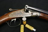 (Sold)L.C. Smith Ideal Grade Featherweight 20 gauge 26 inch uncut barrels Professionally Restored 1941