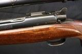 1938 Pre-war Winchester model 70 22 Hornet w/ Lyman TargetSpot 20x scope - 15 of 22
