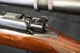 1938 Pre-war Winchester model 70 22 Hornet w/ Lyman TargetSpot 20x scope - 11 of 22