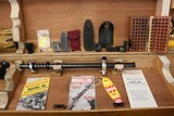 Collector Package 1 of a Kind Winchester 52C Bull Target 1956 Championship Winning Rifle With too Much to Name - 21 of 23
