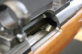 Remington model 700 BDL Custom Deluxe 22-250 with Leupold Rings and base - 19 of 20