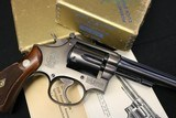 1948 Smith & Wesson K-22 Pre-17 Masterpiece As new Condition
