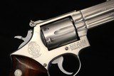 Flat out NIB 1974 S&W 66 NO Dash 357 Mag complete w/ original box, all manuals, sealed cleaning kit! - 3 of 25