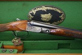 Desirable Configured Winchester Parker Reproduction 28ga 26in Q1/Q2, SST, Beavertail, English Stock, Great wood, Cased - 1 of 19