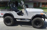 1980 AMC Jeep CJ5 Restored No Rust will trade for Guns!!! Would be a great Hunting Vehicle - 3 of 9