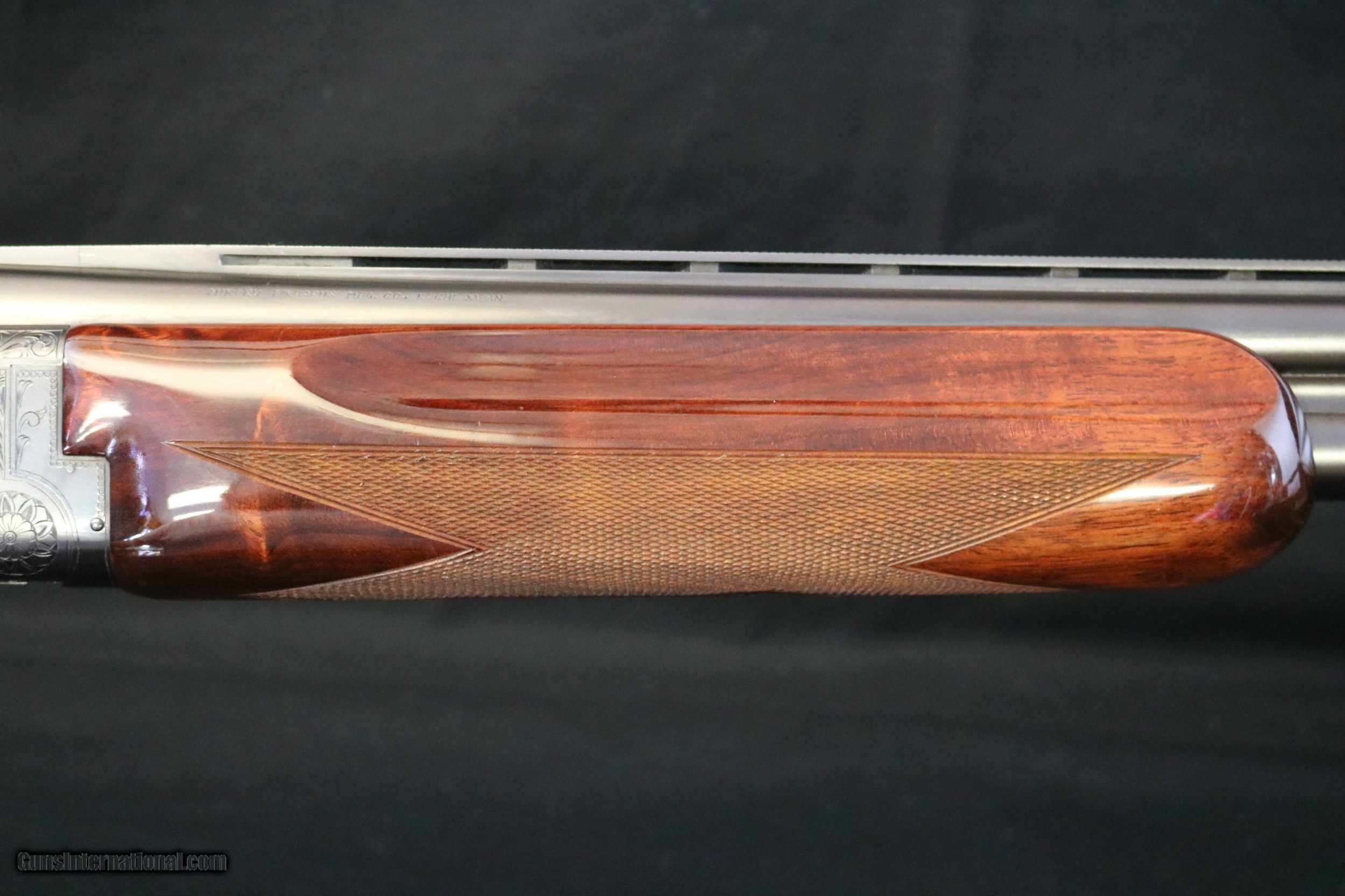 sold) BC Miroku Charles Daly Superior Trap 12 gauge with