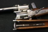 1957 Beretta AS 12 E 12 gauge 26in Solid Rib SK/Sk Auto Eject Single Trigger - 24 of 25