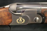 Reduced Price Beretta ASE Gold Trap 12 gauge 29.5 inch Vent Rib Factory Ported Single Adjustable Gold Trigger Fancy Factory Wood Adjustable Butt - 5 of 25