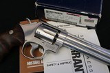 1994 made Smith & Wesson 617-1 22LR 3 T's Factory Combats Original Box & Papers - 1 of 23