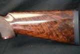 LNIC C.S.M.C. A-10 American Deluxe 12/20 gauge 2 barrel set, Exhibition Wood, Lots of Extras - 6 of 18