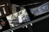 LNIC C.S.M.C. A-10 American Deluxe 12/20 gauge 2 barrel set, Exhibition Wood, Lots of Extras - 18 of 18