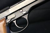 (Sold 8/10/2019) 1980 made Beretta 92S factory Box, paperwork 9mm Original Condition Not Police Turn in Euro Mag Release Decocker - 6 of 23