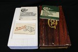 (Layaway 11/20/2019) Factory Fired 1979 Colt ACE 22LR with Factory Numbered Box and Paperwork - 22 of 23