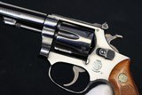 1971 Smith & Wesson 34-1 22LRRound Butt 4 inch Matching Boxed with Extra Grips - 7 of 24