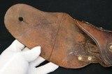 (Sold) Original 1917 GWS Warren Leather Goods Co. 1911 World War 1 Holster - 12 of 12