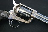 (Sale Pending 9/9/19) 1980 Colt Single Action Army 3rd Generation 5.5 inch Case Colored Original - 1 of 21