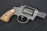 1985 Colt Agent 38 Special Factory original 2 inch - 1 of 22